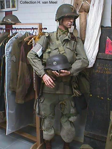 Band Of Brothers Nl Us Paratroopers Living History